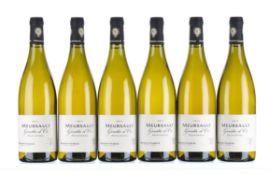 ß 2011 Meursault 1er Cru, Goutte d'Or, Buisson Charles - (Lying in Bond)