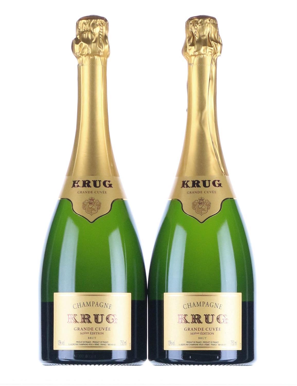 Krug Grande Cuvee 163rd Edition