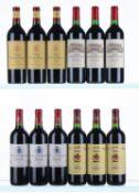 Mixed Case of 2009 Bordeaux
