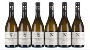 2013 Meursault 1er Cru, Goutte D'or/2013 Meursault Charmes 1er Cru, Coche-Bizouard