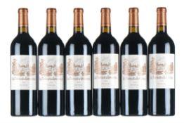 2006 Les Tourelles de Longeuville (Second Wine of Chateau Pichon Baron)Pauillac6x75cl
