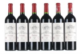 2004/2006 Chateau Grand Puy Lacoste, Pauillac