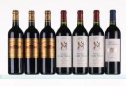 Mixed Bordeaux 1999-2010