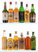 Mixed Whisky - 1950's-1970's