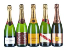 A Selection of Vintage and NV Champagne