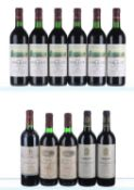 Mixed Case of Bordeaux