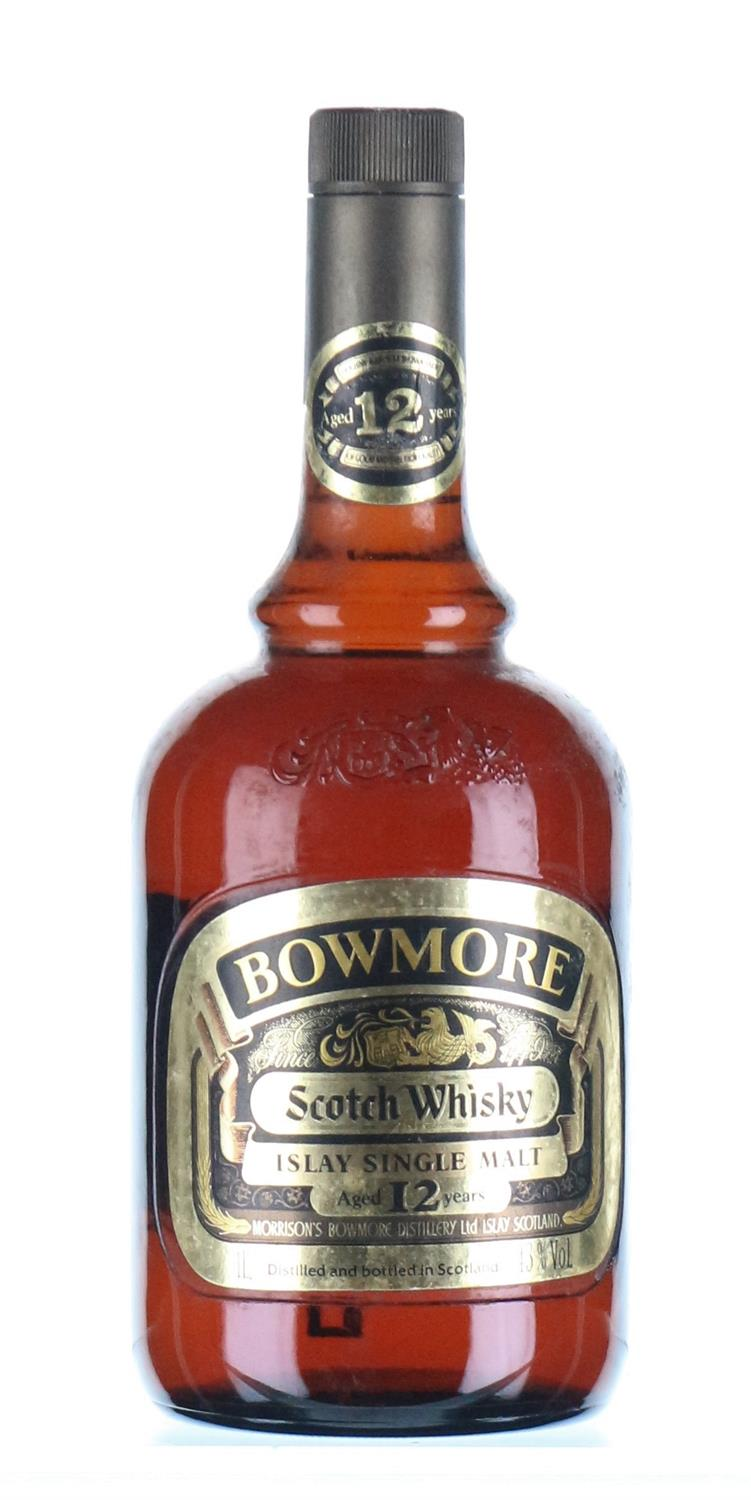 Bowmore 12 Year Old - 1980's