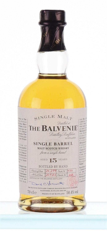 The Balvenie 15 Year Old Single Malt