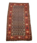A Bakhtiar gallery carpet