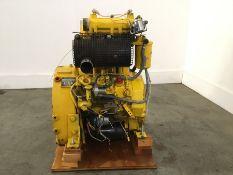 Hatz Z790-207D Diesel engine: Hatz Z790-207D, 2cyl non turbo Serial number 371283023763