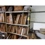 LOT MISC. BANDSAW BLADE STOCK