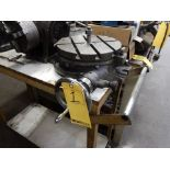 """P M 12"""" ROTARY TABLE"""