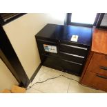 4-DRAWER LATERAL FILE/STORAGE CABINET