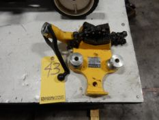 """NORTHERN PIPE VISE, 1/2"""" - 6"""""""
