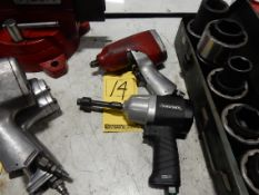 LOT (2) AIR IMPACT WRENCHES