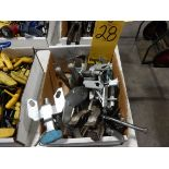 LOT MISC. CLAMPS