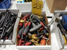 LOT ALLEN WRENCHES