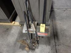 LOT WEEDEATER ATTACHMENTS
