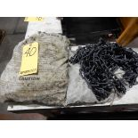 LOT TIRE CHAINS