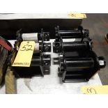 LOT (6) CABLE STRAP WINCHES