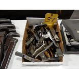 LOT SPRING CLAMPS
