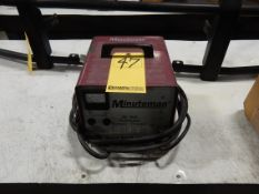 MINUTEMAN AUTOMATIC BATTERY CHARGER 36 VOLT