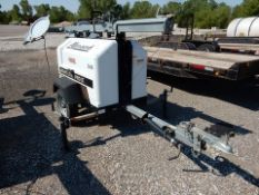 2014 ALLMAND MOBILE LIGHT PLANT, M# NIGHT-LITE PRO 2, S/N 0711PR0214, HOURS N/A