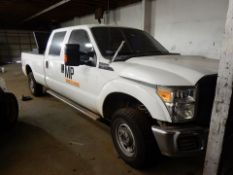 2013 FORD PICKUP, M# F250, VIN# 1FT7W2B68DEA74138 (HAS BEEN RELOCATED AT 1428 N. PORTLAND)