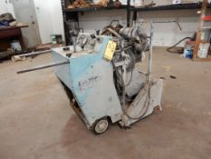 SOLD BY PHOTO - TARGET PRO35III CONCRETE SAW (CONDITION UNKNOWN) (LOCATED AT 1024 SW 21st ST, OKC)