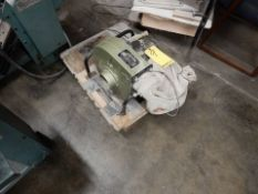 CENTRAL MACHINERY PORT. DUST COLLECTOR, M# S31810, 1 HP