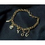 Happy Diamonds Bracelet, Chopard