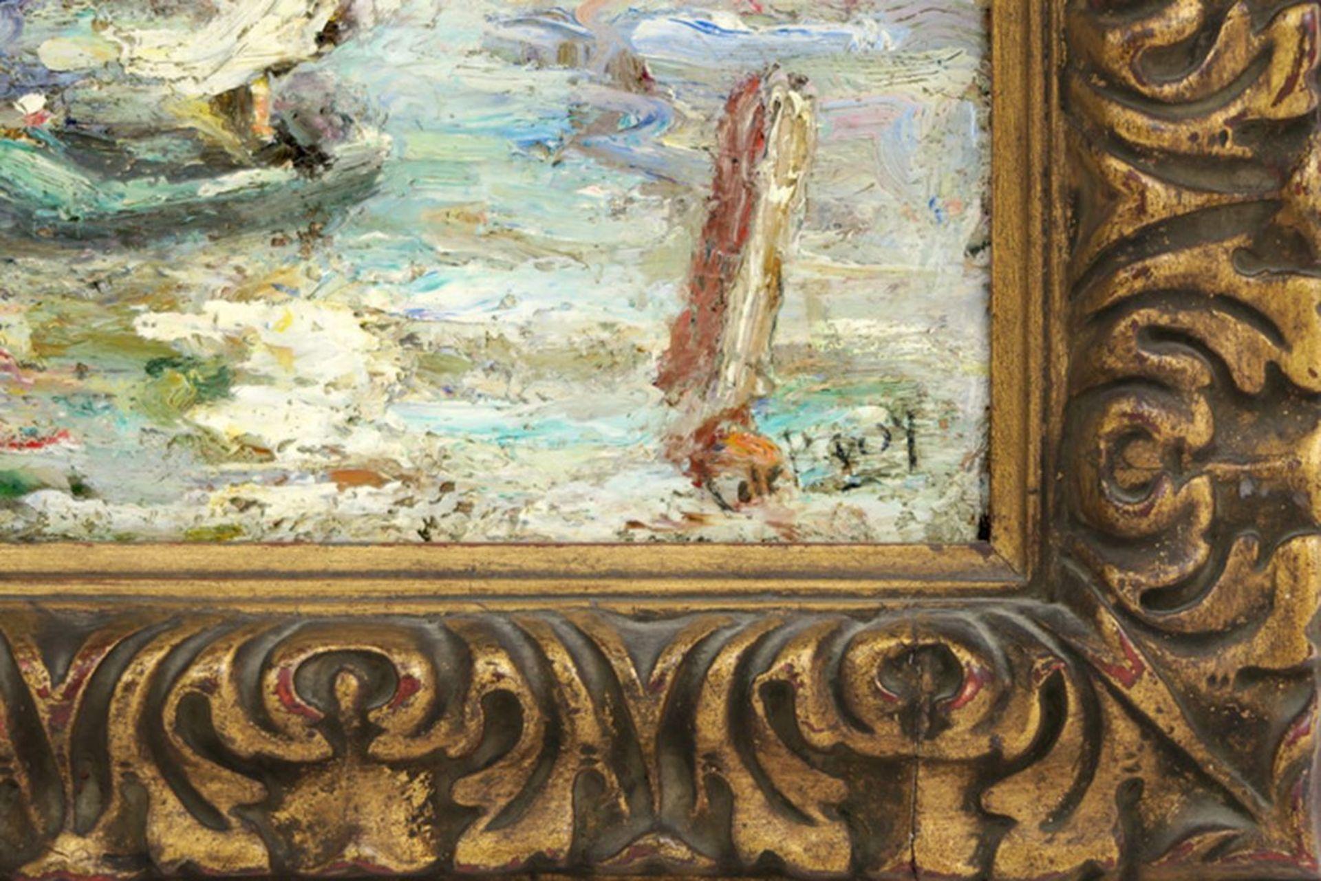 Los 647 - DE BARSY ANNA (1878 - 1949) (echtgenote van A. Proost) impressionistisch [...]