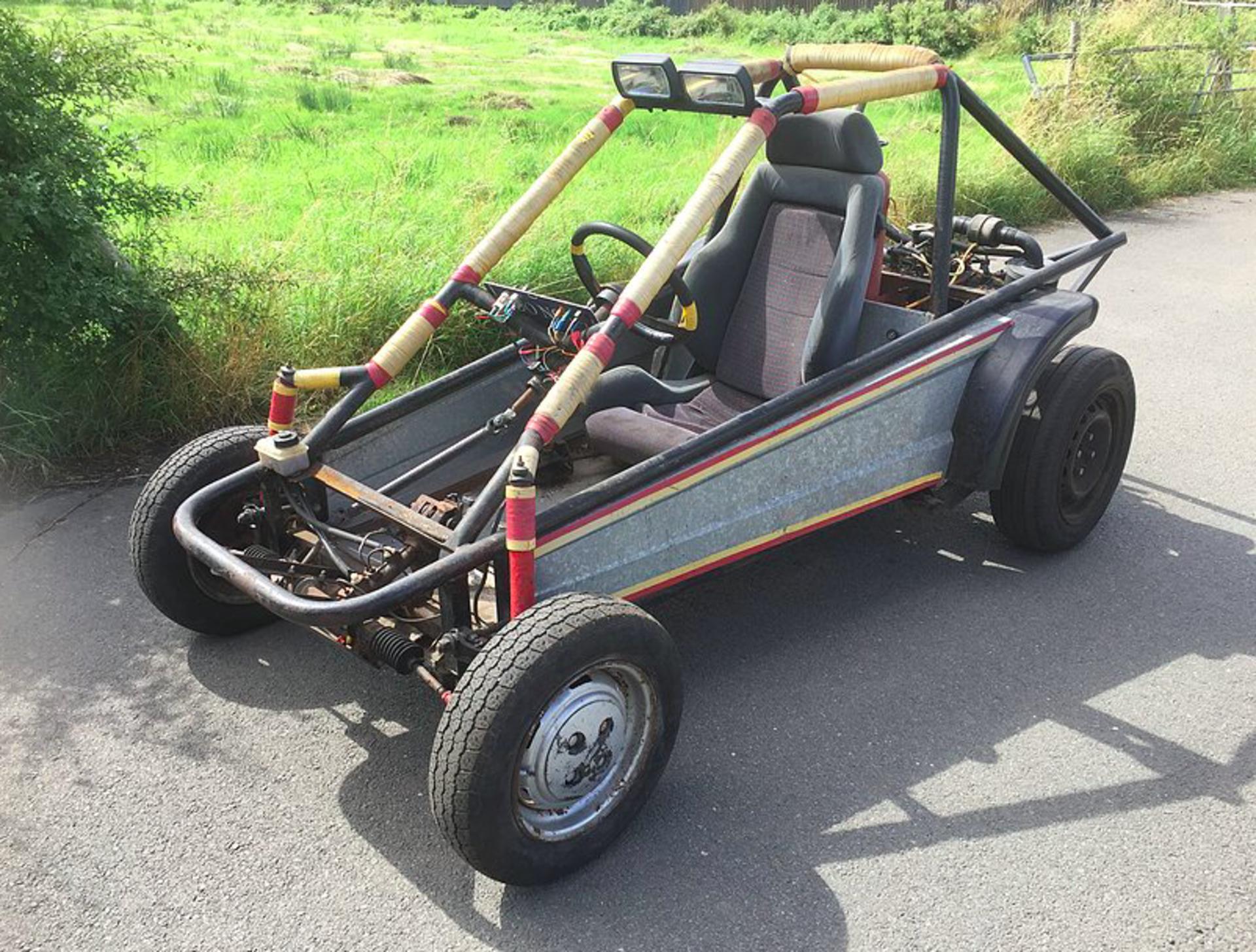 Blitz Buggy Fiat Based Kit 0.6