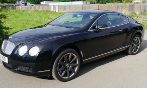 2004 Bentley Continental GT 6.0