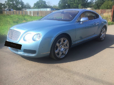 2006 Bentley Continental GT 6.0