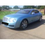 2006 Bentley Continental GT 6.0