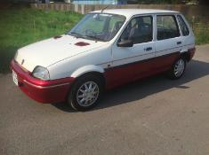 1992 Rover Metro 1.4 Auto