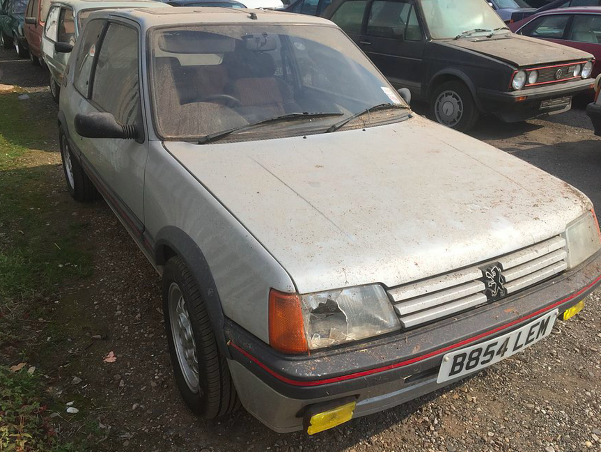 1985 Peugeot 205 GTI Phase 1 1.6