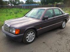1993 Mercedes 190e Auto