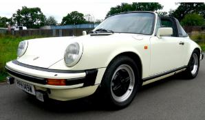 1980 Porsche 911 SC Targa 3.0