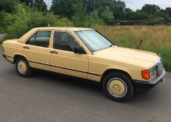 1984 Mercedes 190E