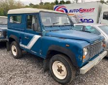 1988 Land Rover 90 2.5 Diesel