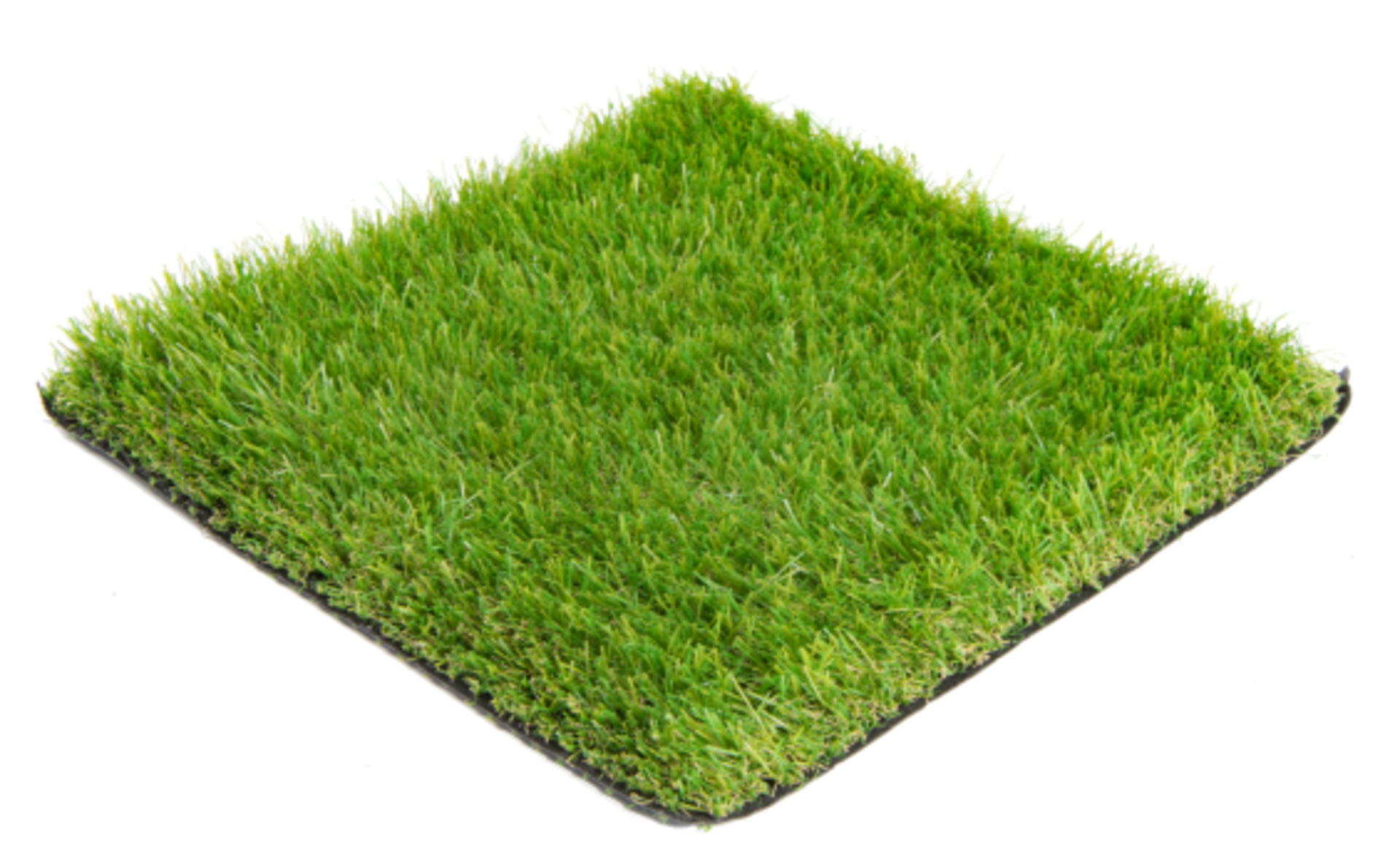 Lot 43 - A Full Roll of Natural 35 Artificial Grass, 25 meters x 4 meters
