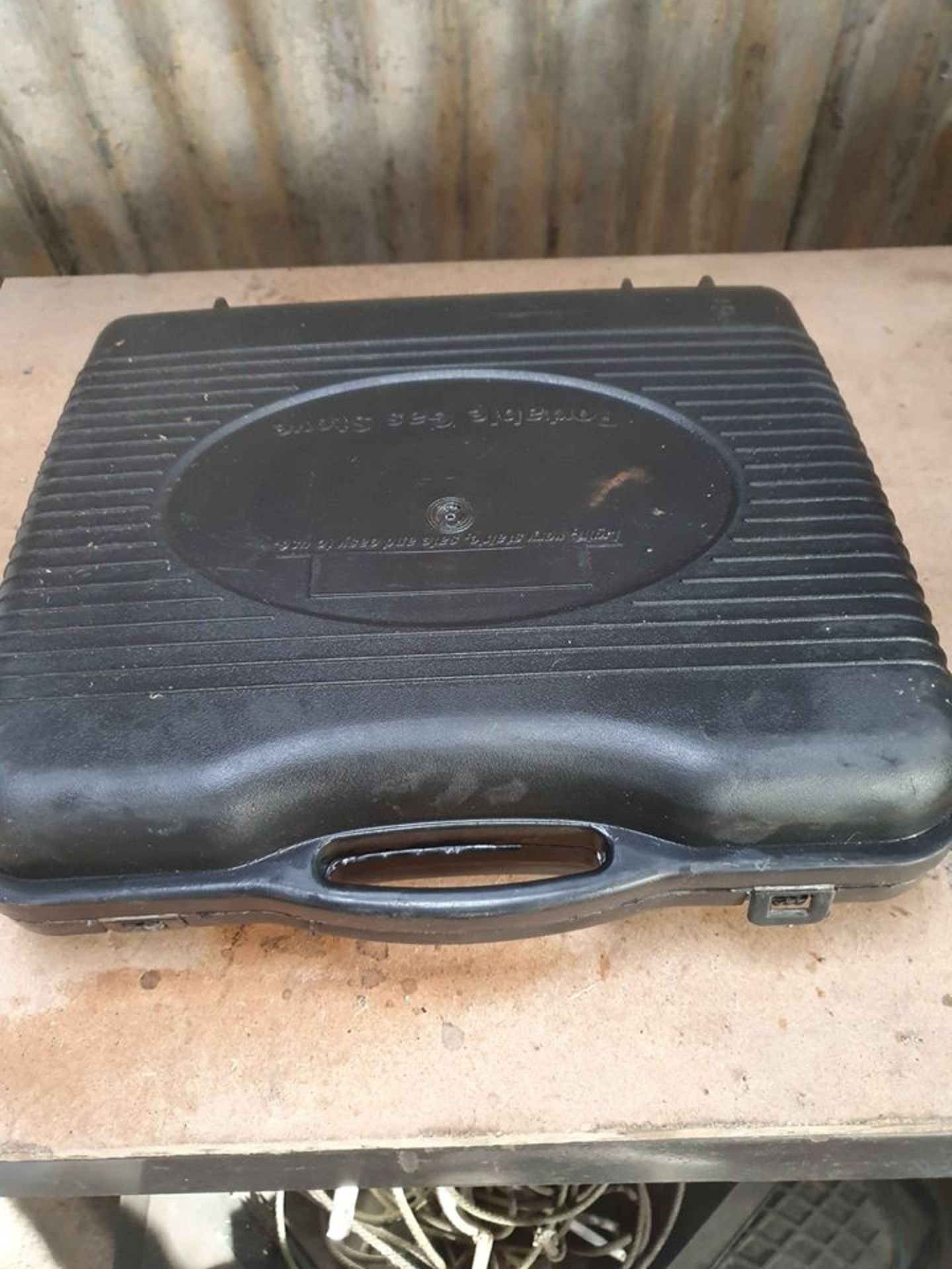 Lot 43 - ONE RING CAMPING STOVE NEVER USED