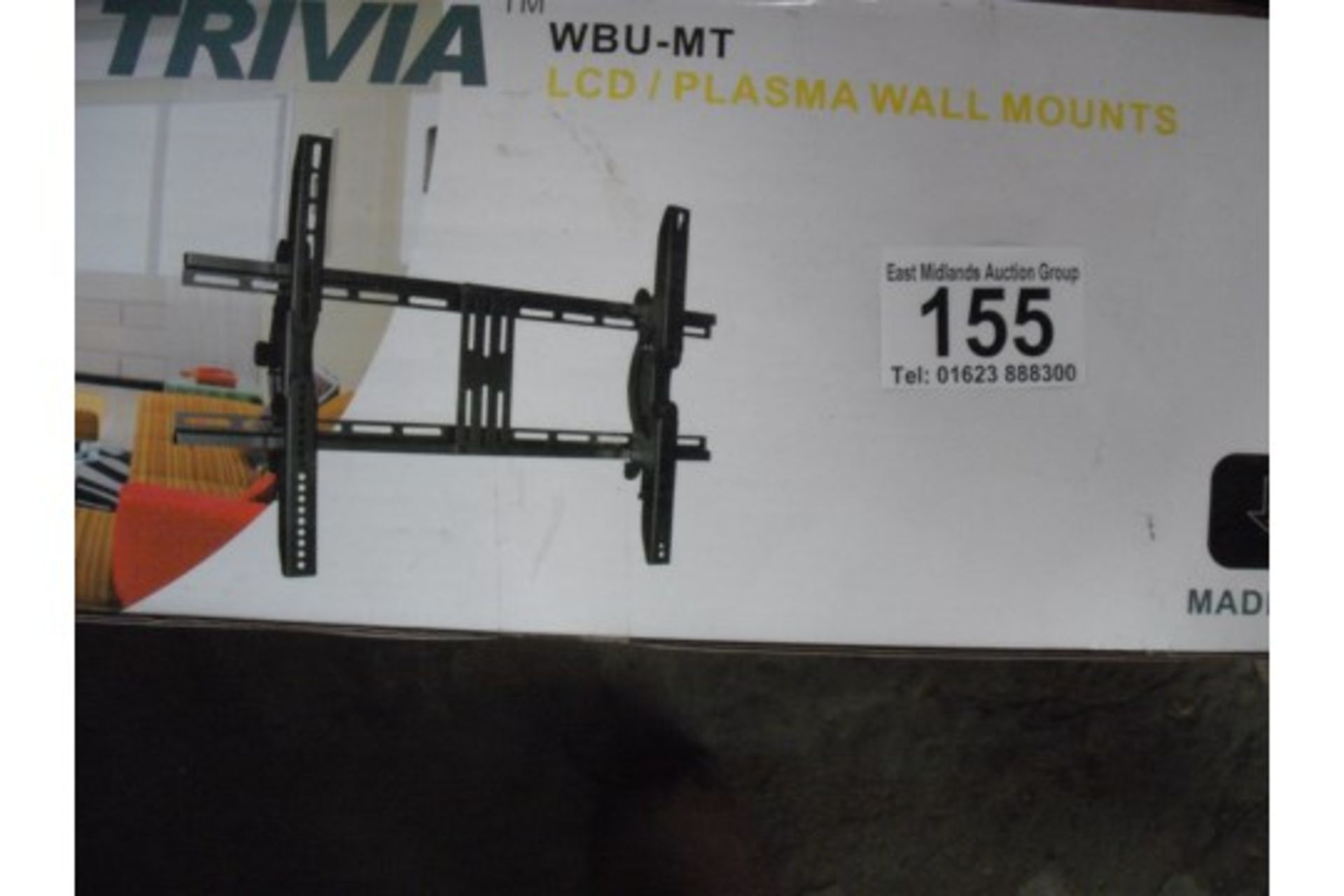Lot 40 - WALL MOUNT FOR TV
