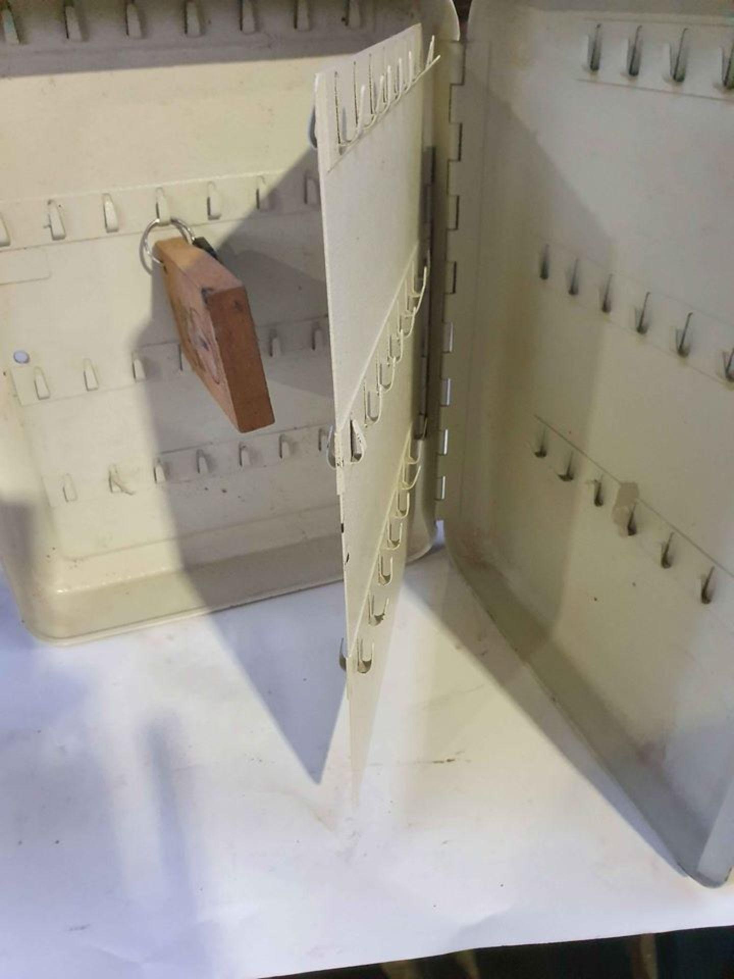 Lot 50 - LOCKABLE KEY BOX