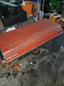MK2 FORD ESCORT RS2000 BOOT LID