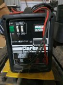 12- 24 VOLT BATTERY CHARGER
