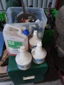 MIXED LOT OF CLEANING PRODUCTS