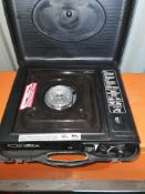 NEW GAS CAMPING STOVE